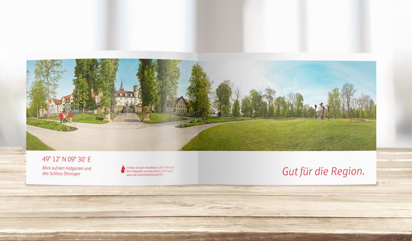360° Jahresbericht Sparkasse Hohenlohekreis 2016