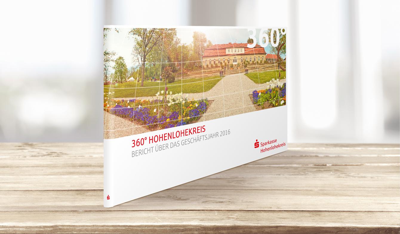 Sparkasse Hohenlohekreis 360° Jahresbericht