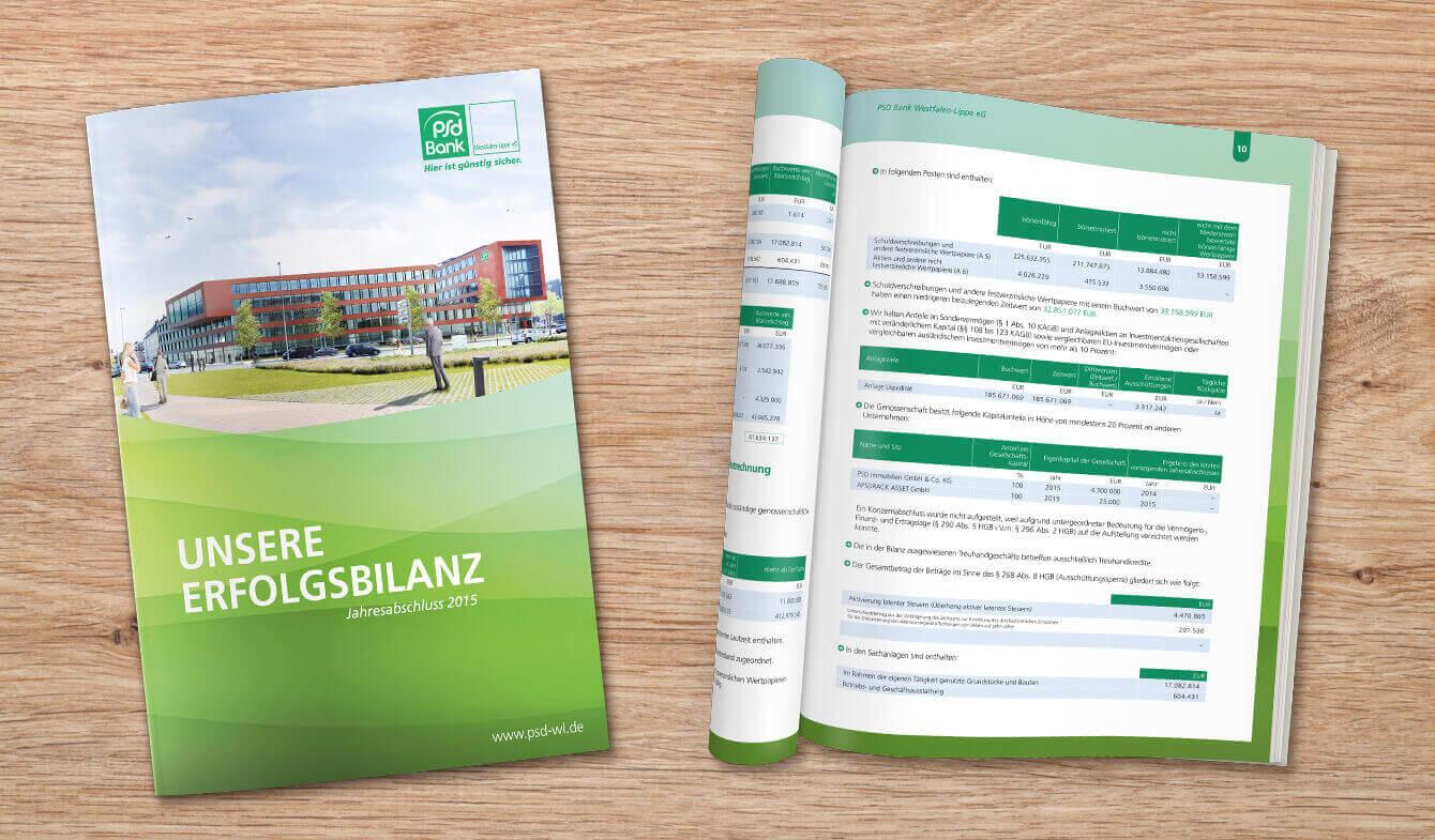 Jahresbericht Klassik - PSD Westfalen-Lippe