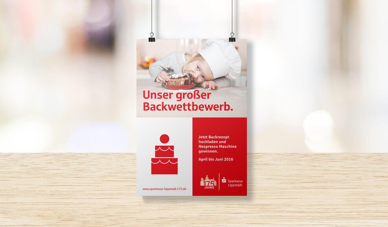 Backwettbewerb Sparkasse Lippstadt