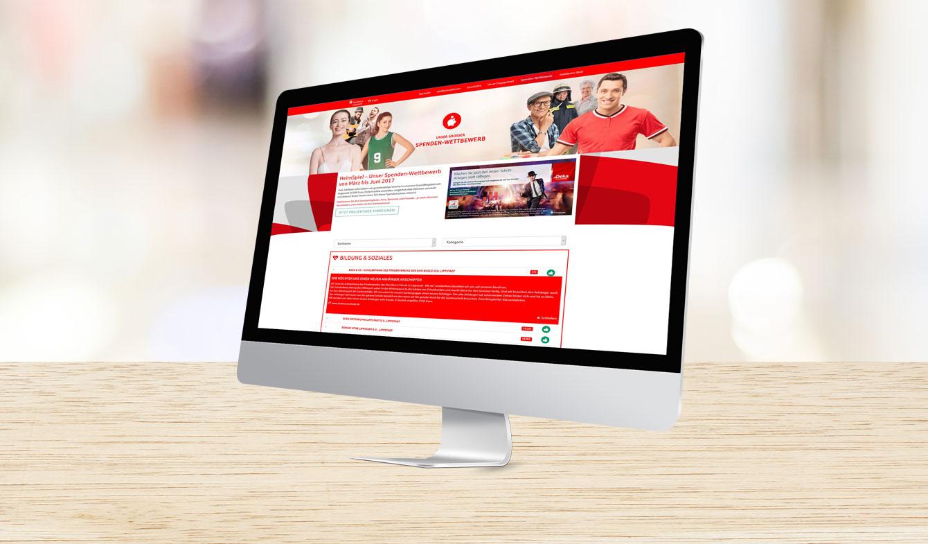 Spk Lippstadt - Online Spendenwettbewerb