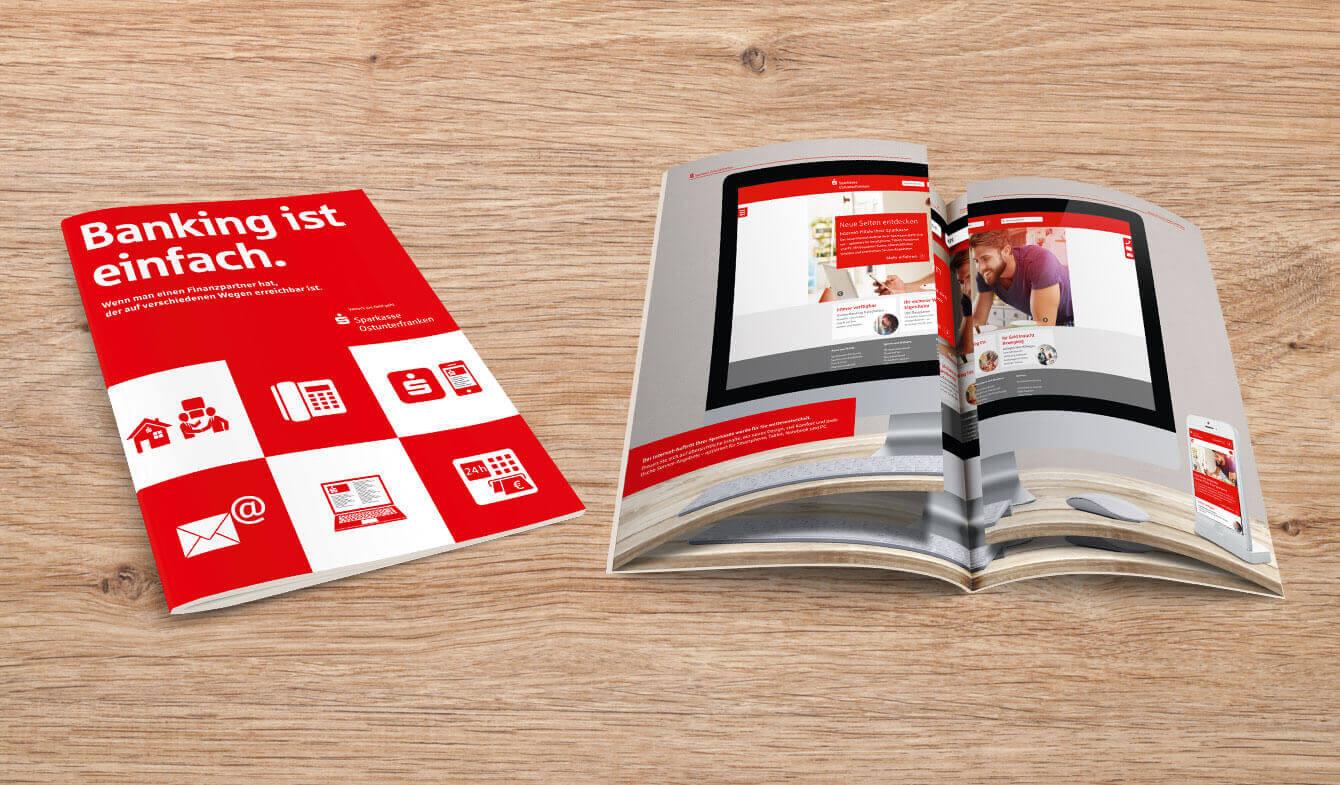 Broschüre Multikanal