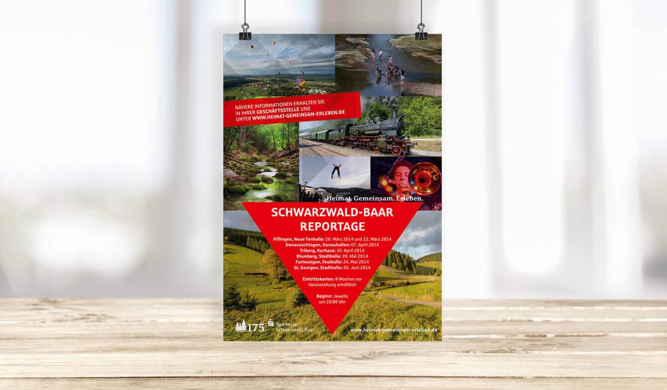 Sparkasse Schwarzwald-Baar: Bewerbung Event