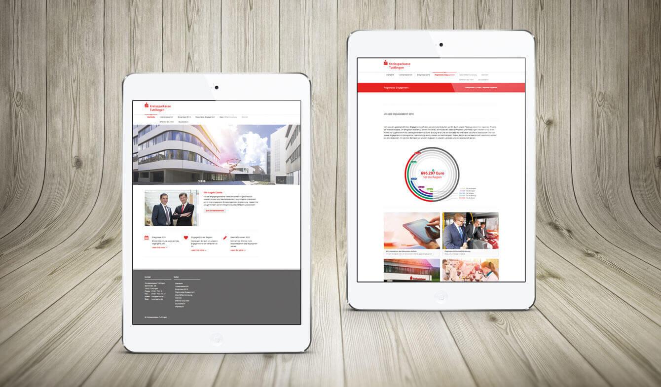 Online-Jahresbericht