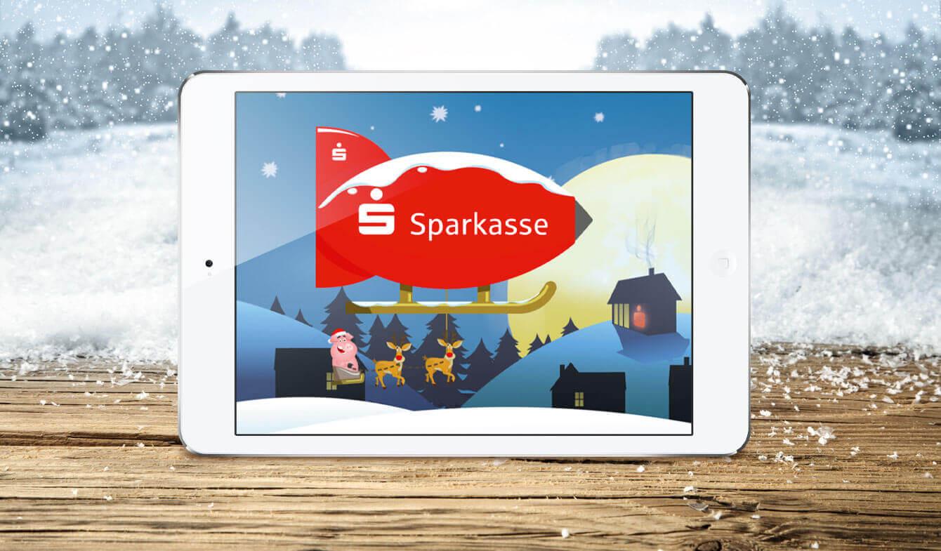 Online-Spiel: Weihnachten | FFE media Werbeagentur