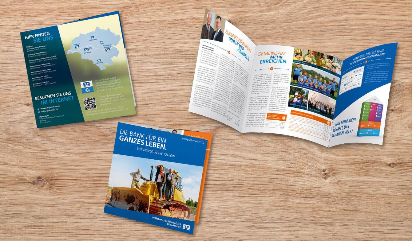 VB Glauchau - Express Jahresbericht