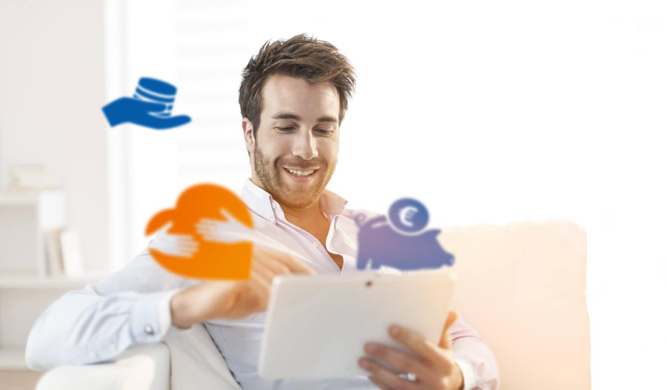 Premium Online-Jahresbericht