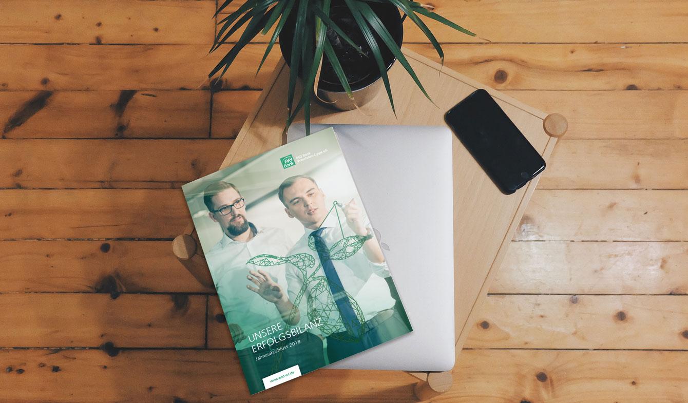 PSD Bank Westfalen-Lippe - Jahresbericht 2018