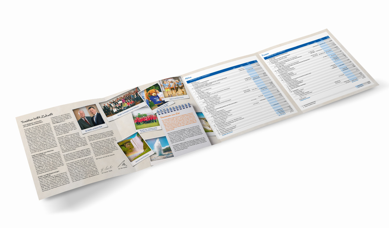Jahreskurzbericht Glauchau