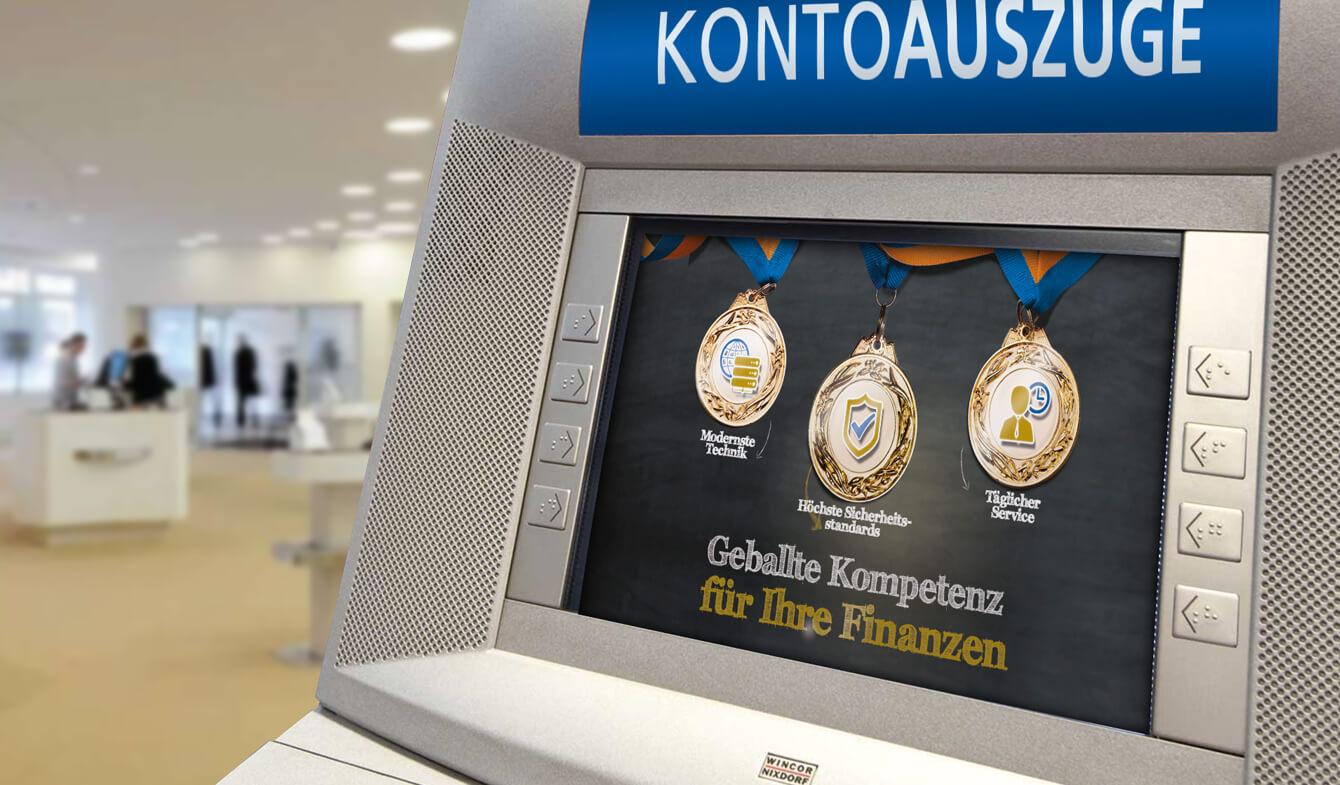 Filialschließung der Raiffeisenbank Iller-Roth-Günz - Leitmotiv