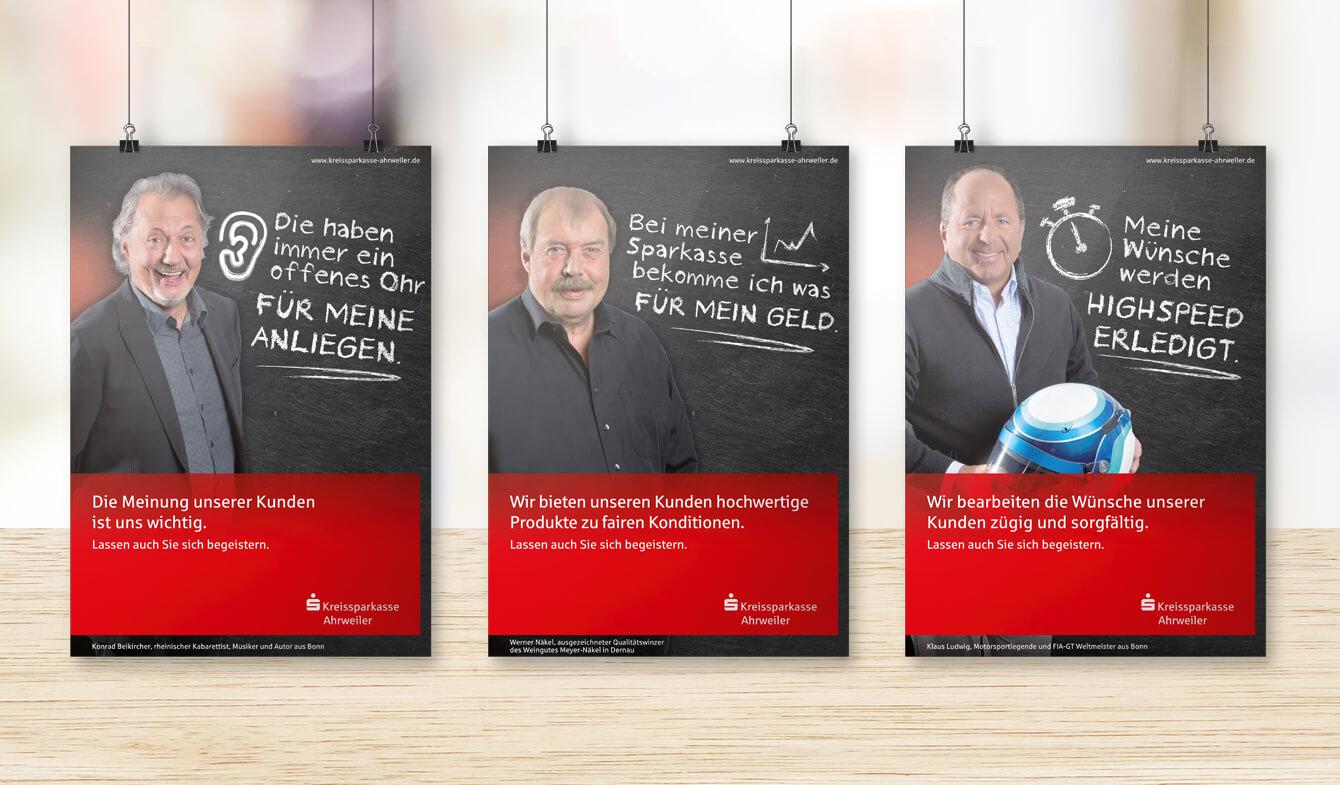 Imagekampagne KSK Ahrweiler