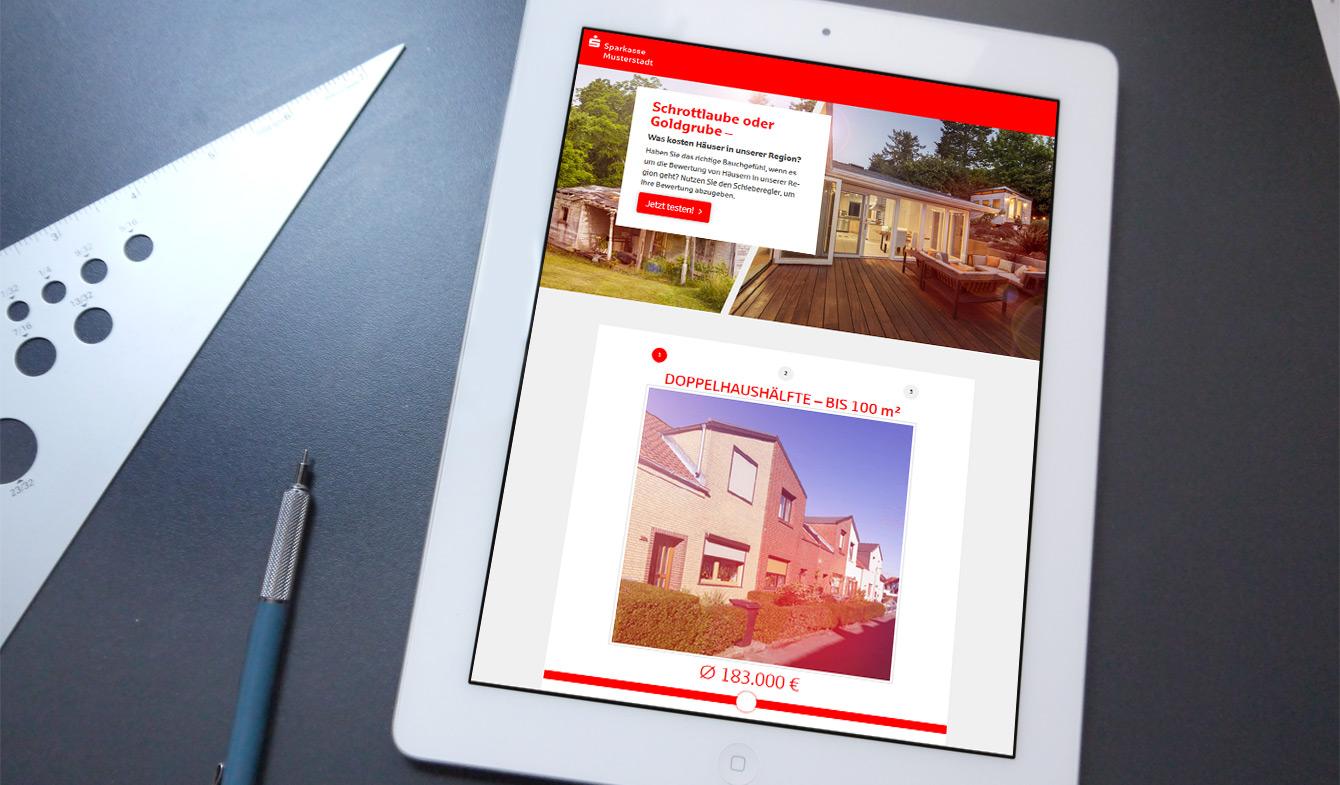 Immobilien-Quiz für Hausverkäufer