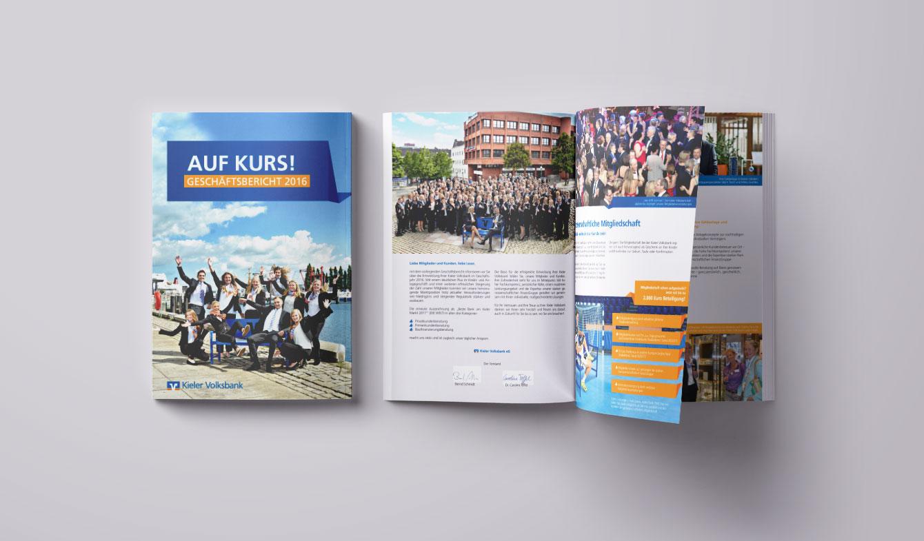 Jahresbericht Klassik der Kieler Volksbank