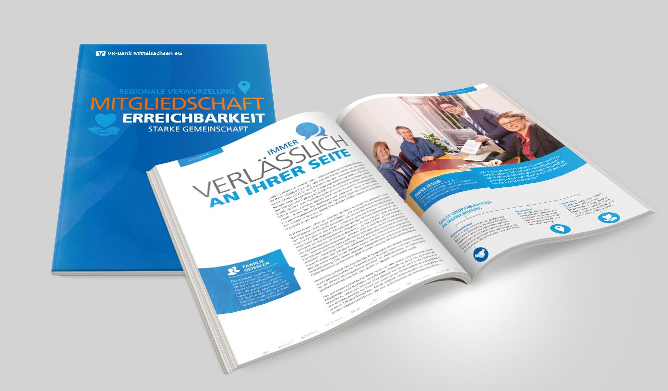 VR-Bank Mittelsachsen - Jahresbericht 2018