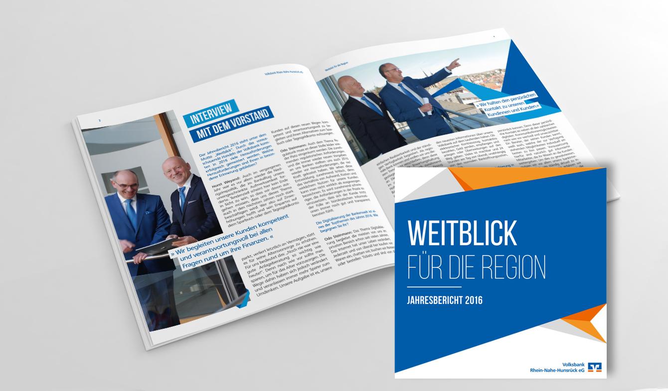 Jahresbericht Klassik der Volksbank Rhein-Nahe-Hunsrück
