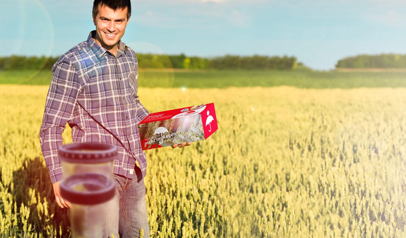 Mailing für Landwirte