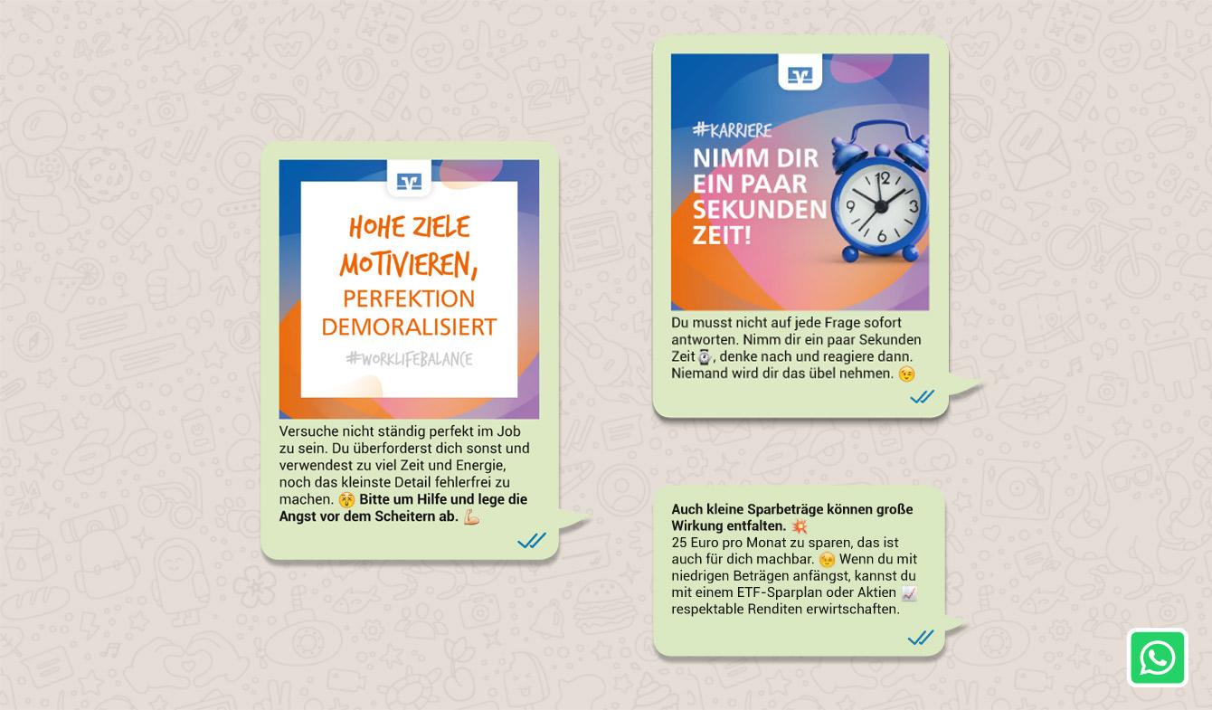 Genossenschafts WhatsApp-News