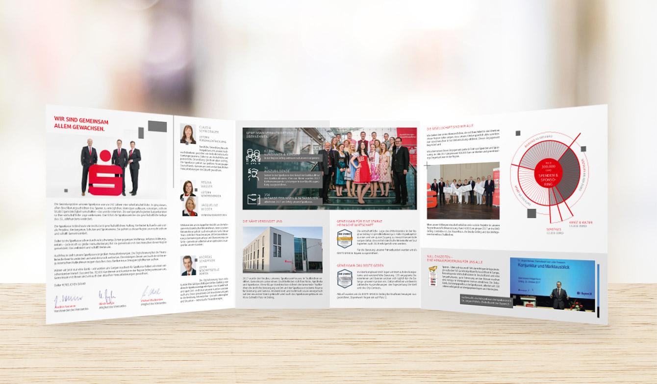 Jahreskurzbericht der Sparkasse Erding-Dorfen