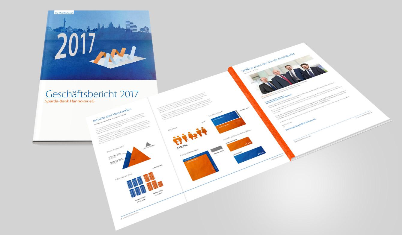 Sparda-Bank Hannover-Geschäftbericht 2017 Print