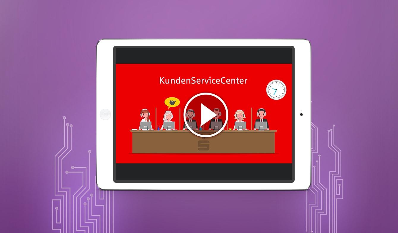 Sparkasse Mainfranken Würzburg Beratung-mit-Klick Erklärfilm