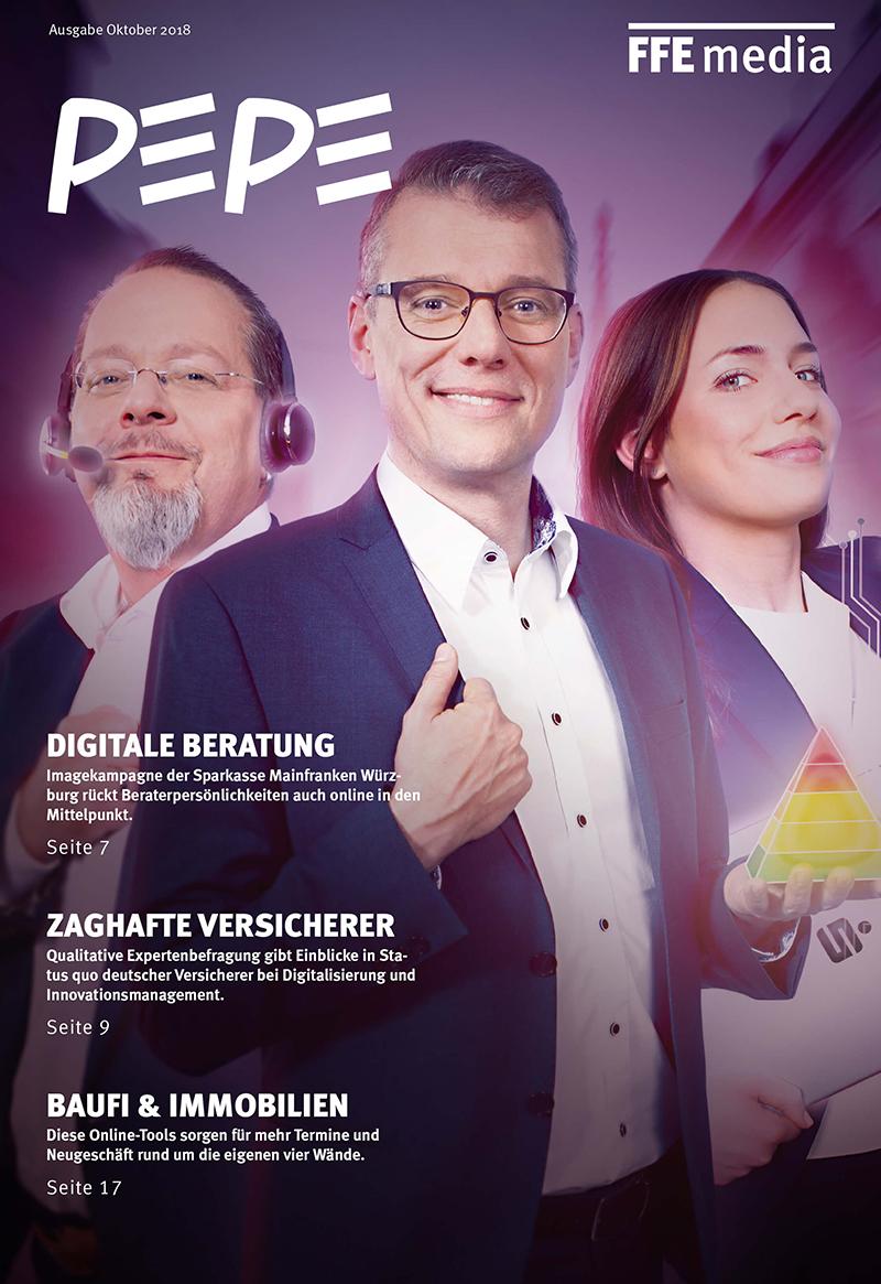 PEPE-Magazin Ausgabe Oktober 2018