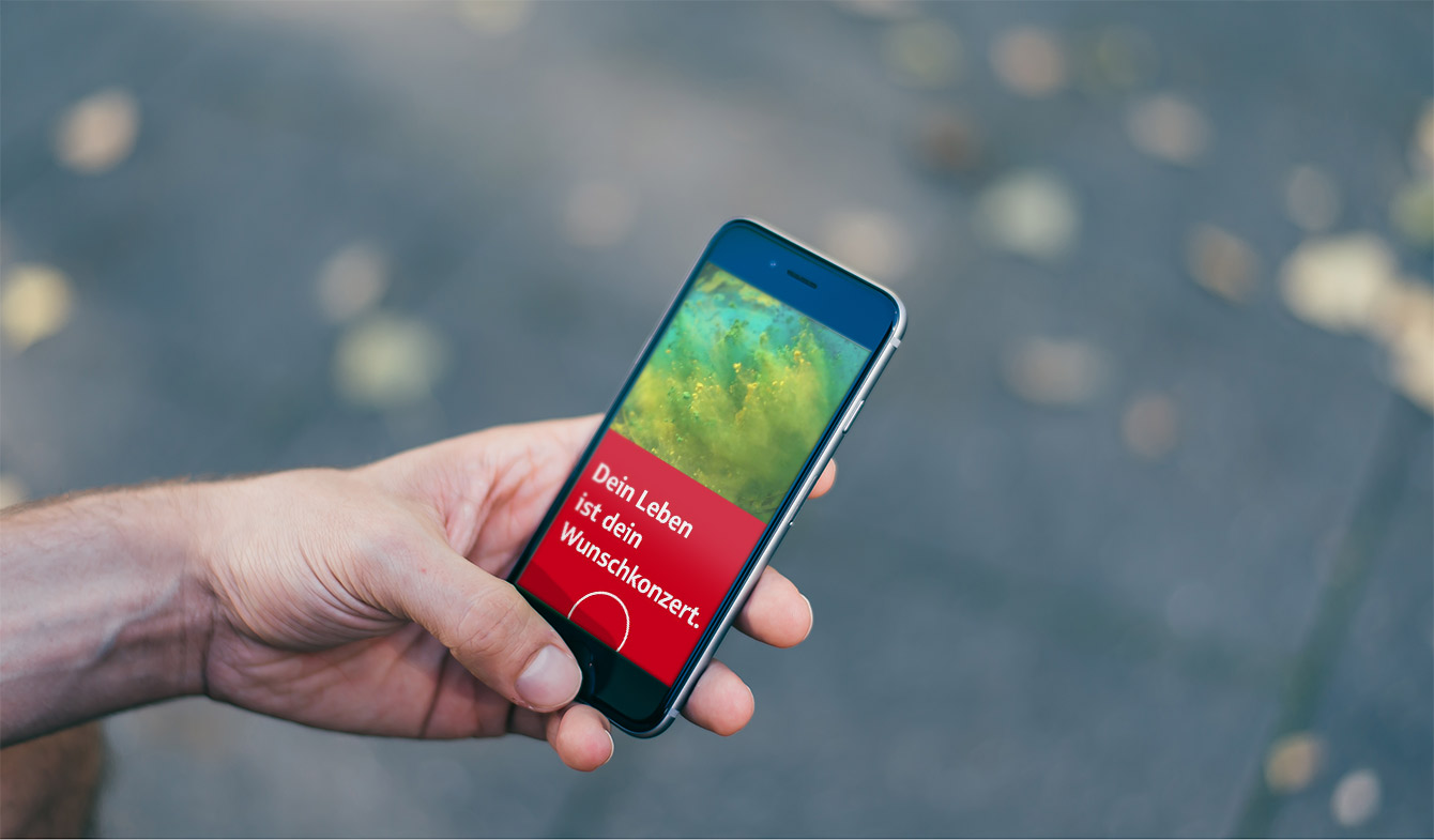 Sparkasse Oder-Spree Soundmailing Youngsters-Giro Insta-Ad