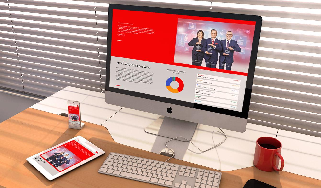 Sparkasse Aschaffenburg-Alzenau Online-Jahresbericht