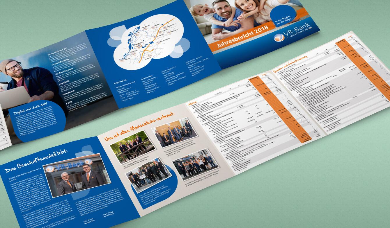 VR-Bank in Mittelbaden - Jahreskurzbericht